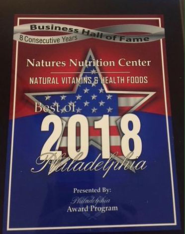 Natures Nutrition Center